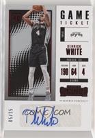 Derrick White #/25