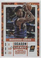 Season - Marquese Chriss /23