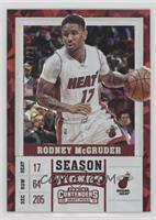 Season Variation - Rodney McGruder #/23