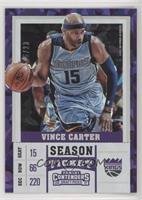 Season Variation - Vince Carter /23