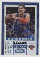 Variation - Willy Hernangomez #/15