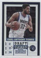 Season - Karl-Anthony Towns /99