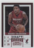 Season - Rodney McGruder #/99