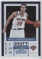 Season Variation - Willy Hernangomez #/99