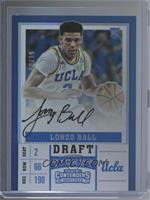 RPS - Lonzo Ball #86/99