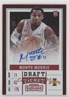 College - Monte Morris /99