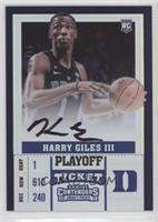 RPS Variation B - Harry Giles #6/15
