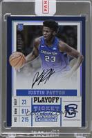 RPS - Justin Patton /15 [Uncirculated]