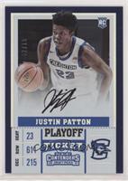 RPS Variation B - Justin Patton /15