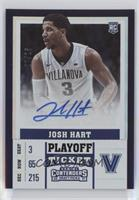 College - Josh Hart [EX to NM] #/15