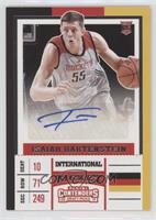 International - Isaiah Hartenstein
