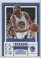 Season - Kevin Durant