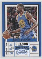 Season Variation - Kevin Durant