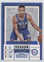 Season Variation - Ben Simmons (Blue Jersey)