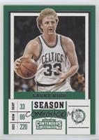 Season Variation - Larry Bird