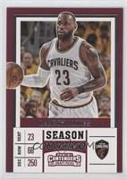 Season - LeBron James