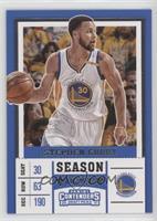Season Variation - Stephen Curry