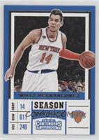 Season - Willy Hernangomez