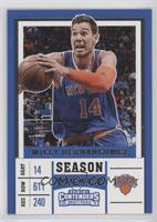 Season Variation - Willy Hernangomez