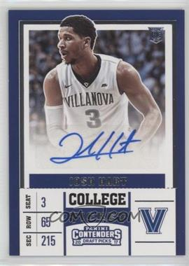 2017-18 Panini Contenders Draft Picks - [Base] #72 - College - Josh Hart