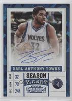 Karl-Anthony Towns #/23