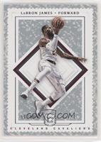 LeBron James #/89