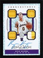 Rookie Cornerstones - Kyle Kuzma #/75