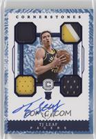 Rookie Cornerstones - TJ Leaf #22/49