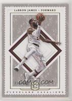LeBron James #/165