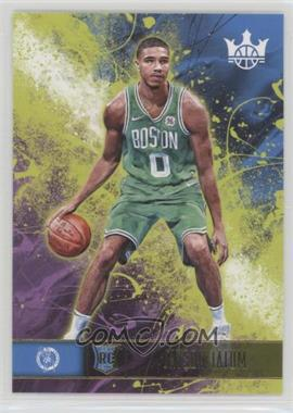 2017-18 Panini Court Kings - [Base] #121 - Rookies I - Jayson Tatum