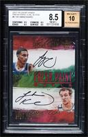Jayson Tatum, Luke Kennard [BGS 8.5 NM‑MT+] #/50