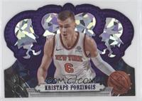 Kristaps Porzingis #/25