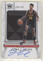 Silhouettes Rookies - John Collins #/199