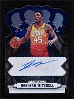Donovan Mitchell [EX to NM] #/25