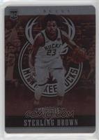 Rookies - Sterling Brown /49