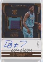 Rookie Jersey Autographs - Dwayne Bacon /49