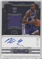 Rookie Jersey Autographs - Harry Giles /199