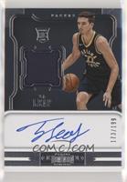 Rookie Jersey Autographs - TJ Leaf /199