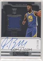 Rookie Jersey Autographs - Jordan Bell #/199