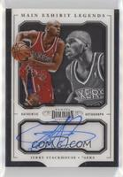 Jerry Stackhouse [Noted] #/49