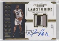 LaMarcus Aldridge /10