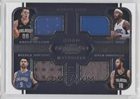 Aaron Gordon, Evan Fournier, Nikola Vucevic, Terrence Ross /75