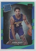 Rated Rookies - Josh Hart #/99