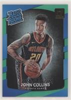 Rated Rookies - John Collins #/99