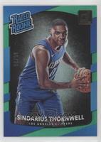 Rated Rookies - Sindarius Thornwell #/99