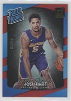 Rated Rookies - Josh Hart #/99