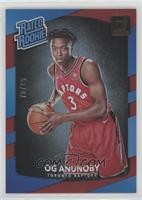 Rated Rookies - OG Anunoby /99