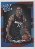 Rated Rookies - Bam Adebayo #/99