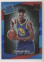 Rated Rookies - Jordan Bell #/15