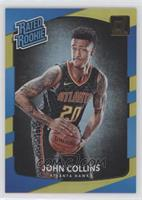 Rated Rookies - John Collins #/25